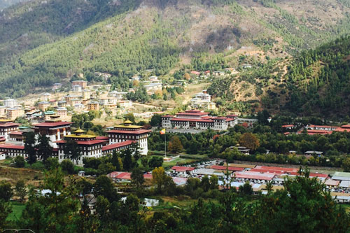 Bhutan Tour 3 Nights / 4 Days