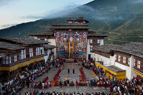 Bhutan Tour 5 Nights / 6 Days