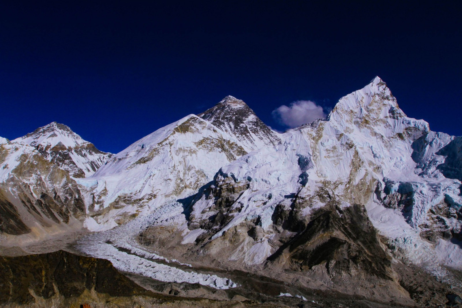 Everest Region trekking in Nepal
