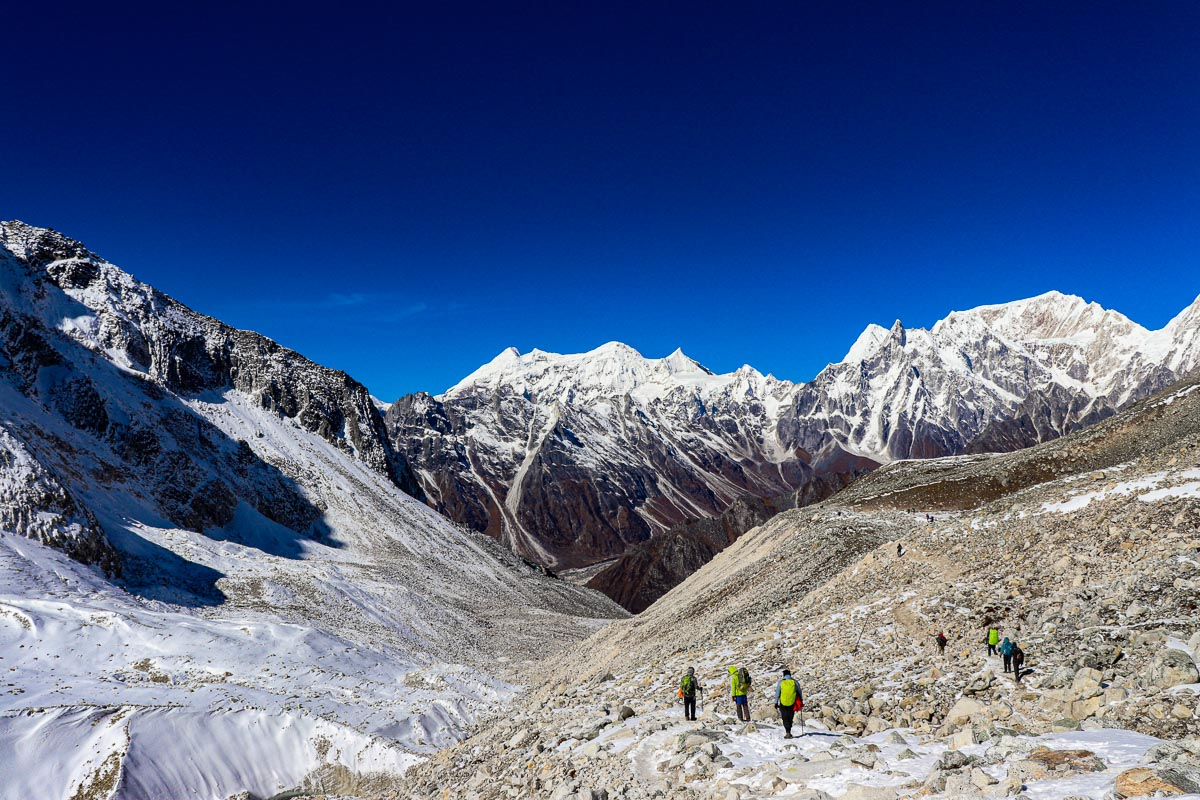 Around Manaslu Circuit Trekking