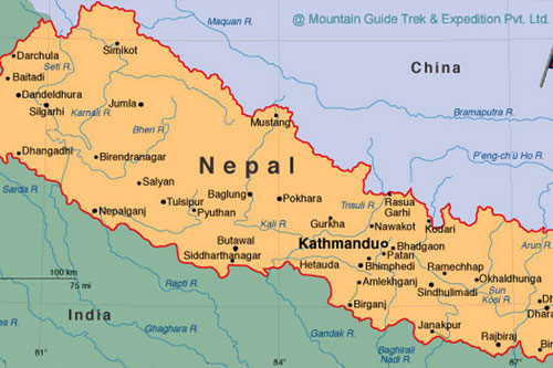 General Information of Nepal